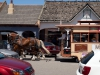 Solvang, Horse-drawn carriage