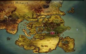 ラグナロク-ワールドマップ