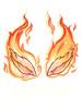 炎の羽耳[0]