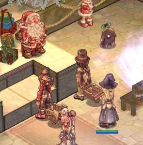 クリスマスパーティー2012クエスト