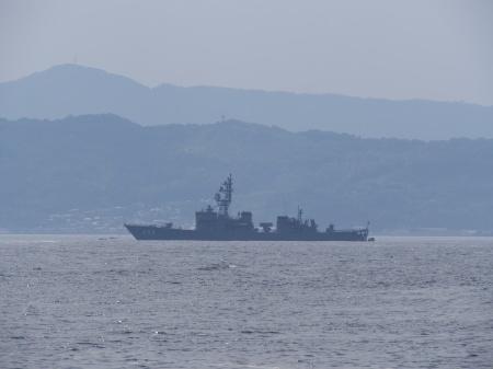 呉 遙か遠くの護衛艦